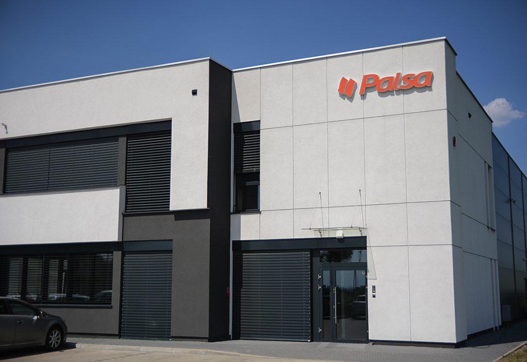 Palsa Sp. z o.o. siedziba firmy